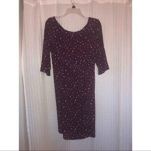 NWOT seraphine maternity dress
